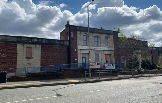 Chorlton Leisure Centre Site to be Re-developed as Affordable Homes