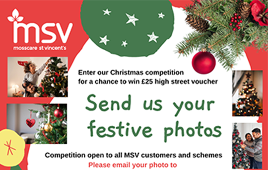 Festive Competition Winners